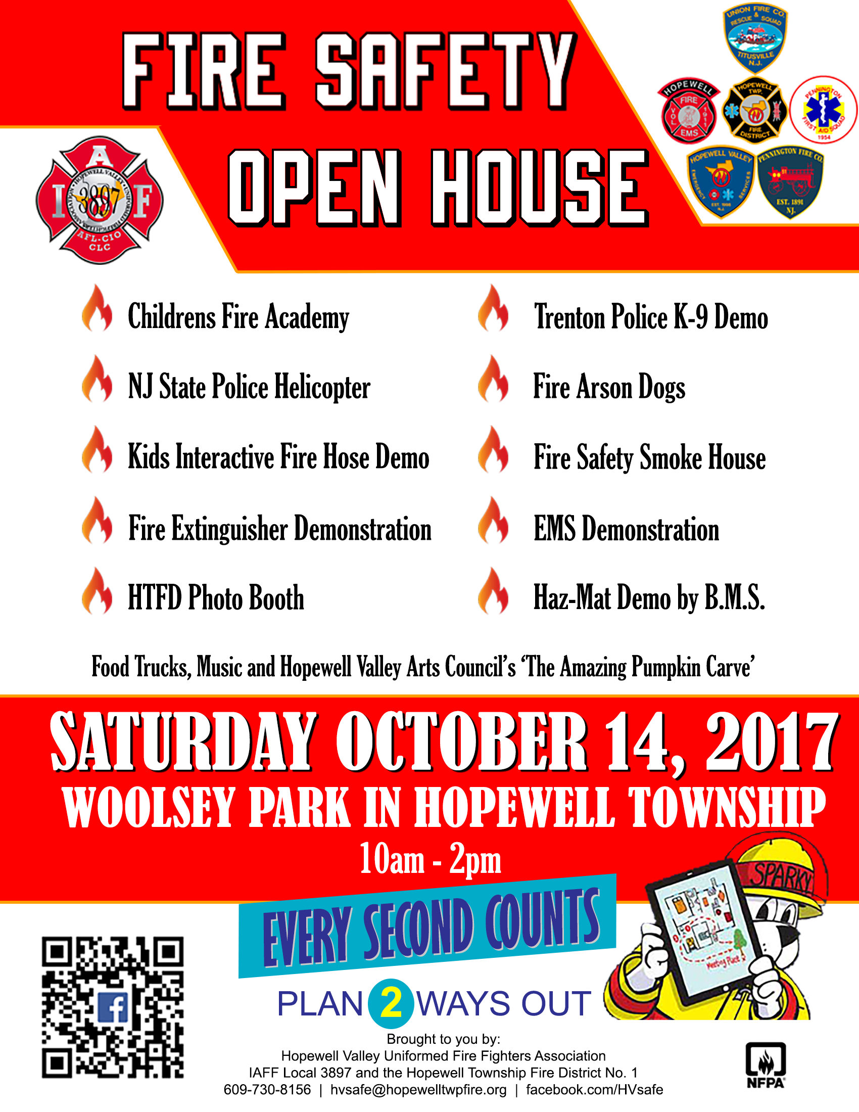 2017 Open House Flyer