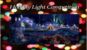 Holiday Light Competition Image
