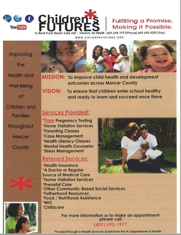 Maternal Child Health Services Hopewell Township Nj