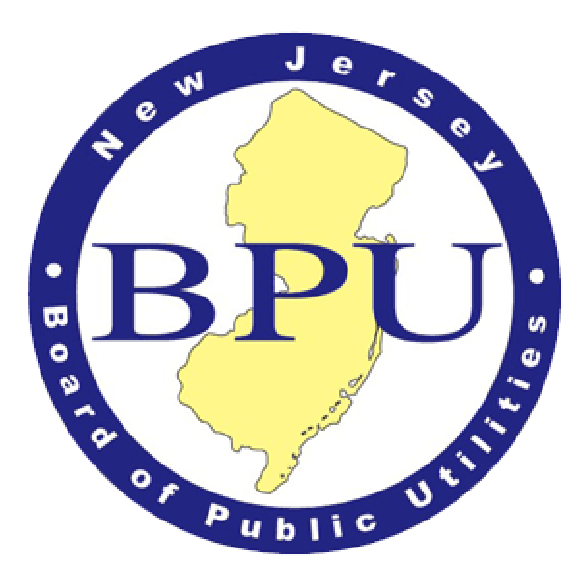 NJ Board of Public Utilities logo