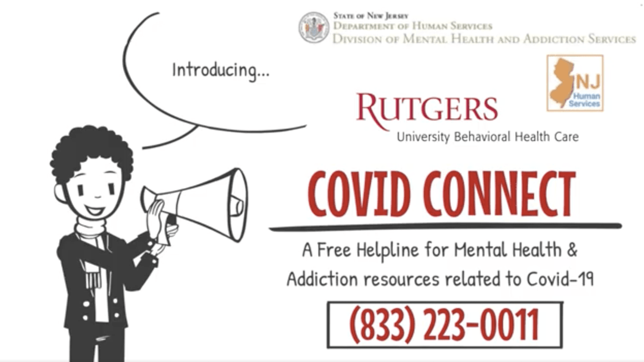 covid connect hotline